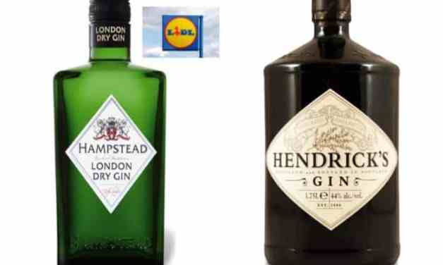 La ginebra Hampstead imita a Hendrick's y es retirada del mercado