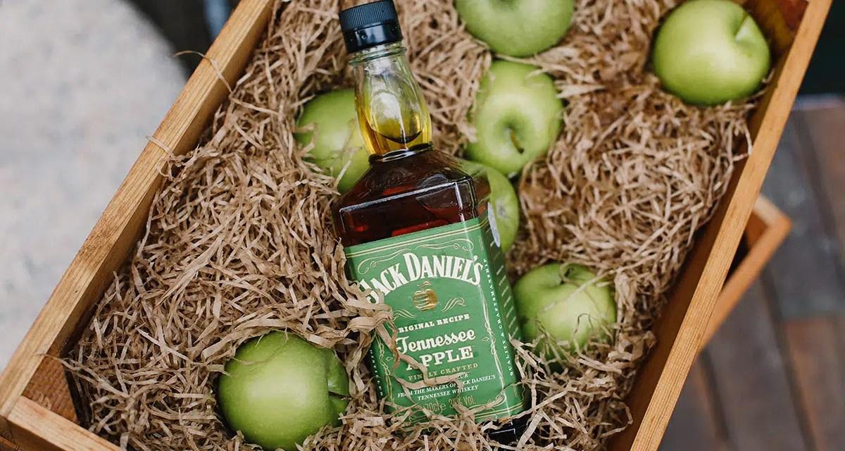 Jack Daniel's y el carácter versátil de Tenessee Apple