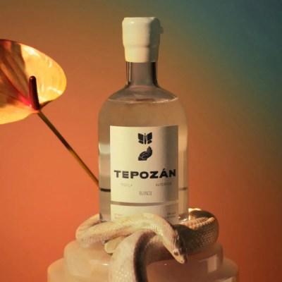 tequila Tepozán banco