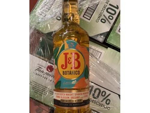 J&B Botánico: nuevo whisky para enriquecer portafolio de Diageo