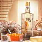 Khlibniy, vodka del agua extraída de las profundidades de Cherkass