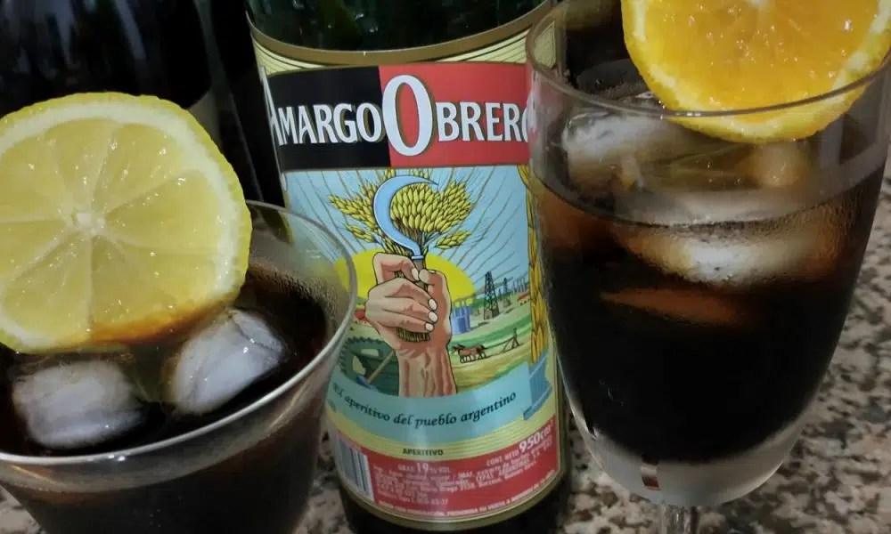 Amargo Obrero, el aperitivo tradicionalen la mesa del pueblo argentino
