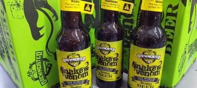 Snake Venom, una cerveza con formulación especial 1