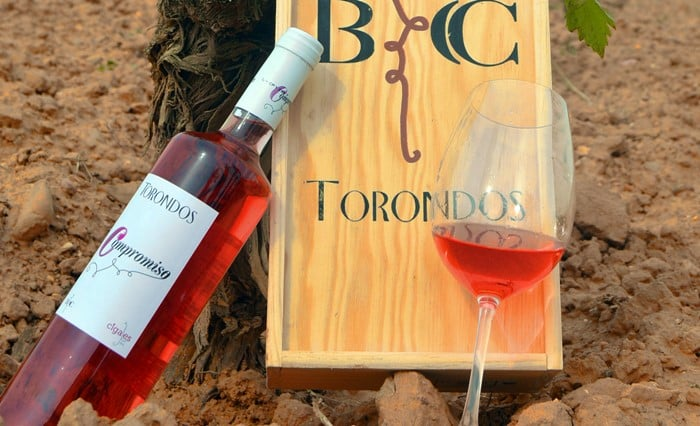 El vino Torondos Clarete protege la esencia de Cigales