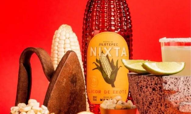 Licor Nixta: «Todo el sabor del maíz en la coctelería»