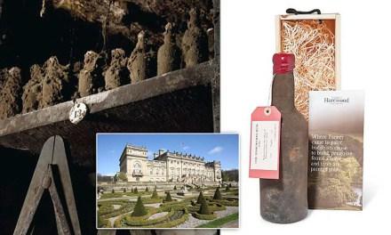 La colección de ron Harewood y sus casi 250 años de historia