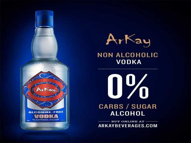Arkay, la mejor alternativa de licores mexicanos 100% sin de alcohol
