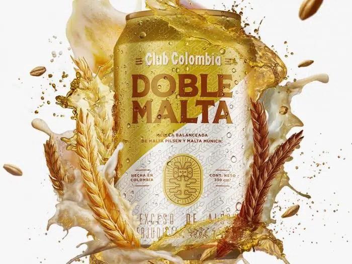 Club Colombia Doble Malta: «La perfección nace de la mezcla»