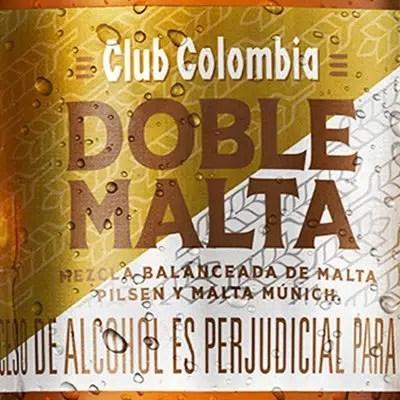 Club Colombia Doble Malta