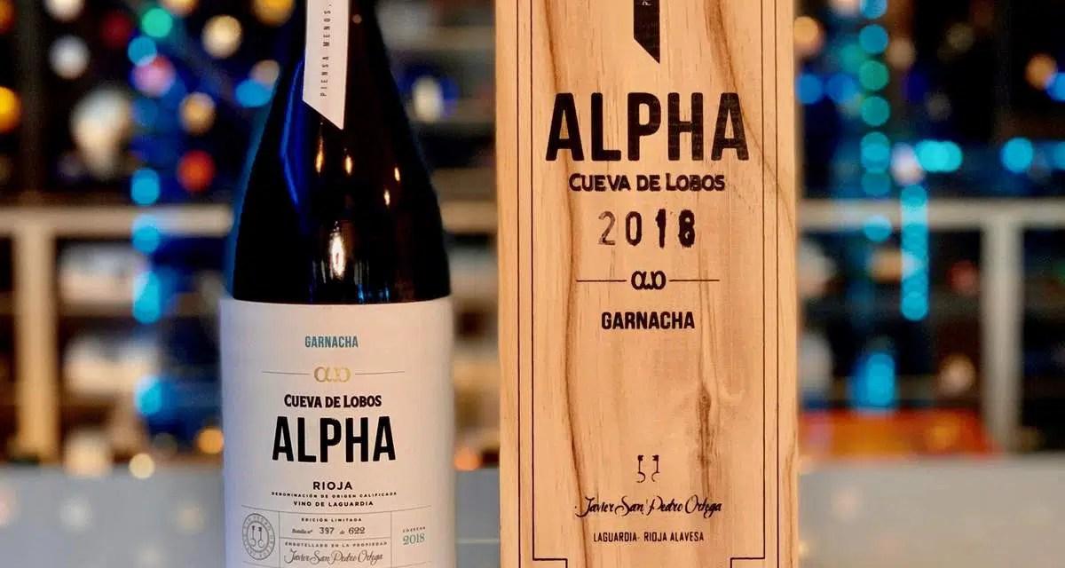 Alpha de Cueva de Lobos 2018: vinos divertidos, aromáticos y de corte moderno