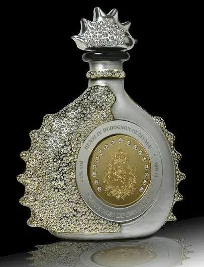 Henri IV Cognac Grande y los que prefieren un producto bueno/asequible