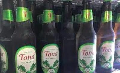 La cerveza Toña