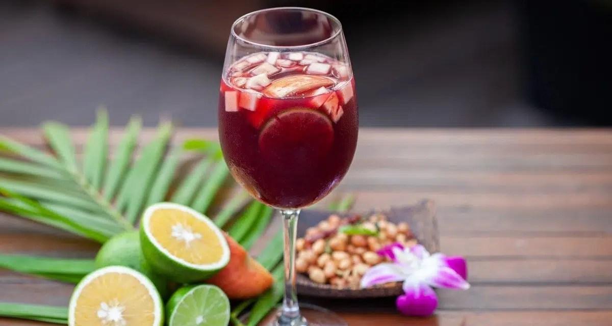 La sangría se considera una de las bebidas más populares de lagastronomía española