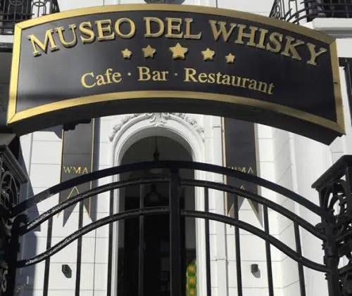 Museo del Whisky de Argentina y la 2.ª colección privada más grande del mundo