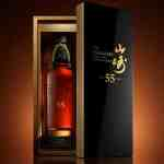 El whisky japonés Yamazaki 55 hace su debut mundial