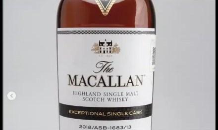 Whisky exclusivo de 68 años, la sensación en Morton Subastas