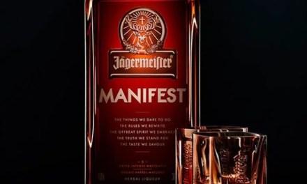 Manifest, el primer licor de hierbas súper-premium de Jägermeister