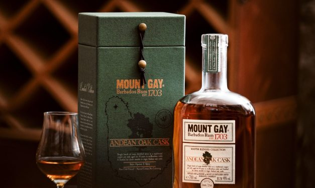Mount Gay lanza el ron Máster Blender Collection 2021