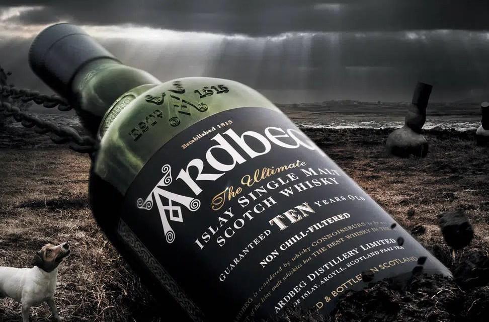 Ardbeg, una marca que ha creado más de 261 variedades de whisky