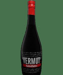 Vermut rojo Barañano