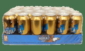 Aguila light x 24 Unidades