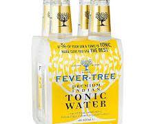 Agua Tónica Fevertre por 4 Unidades