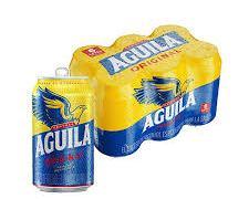 Aguila Lata x 12 Unidades