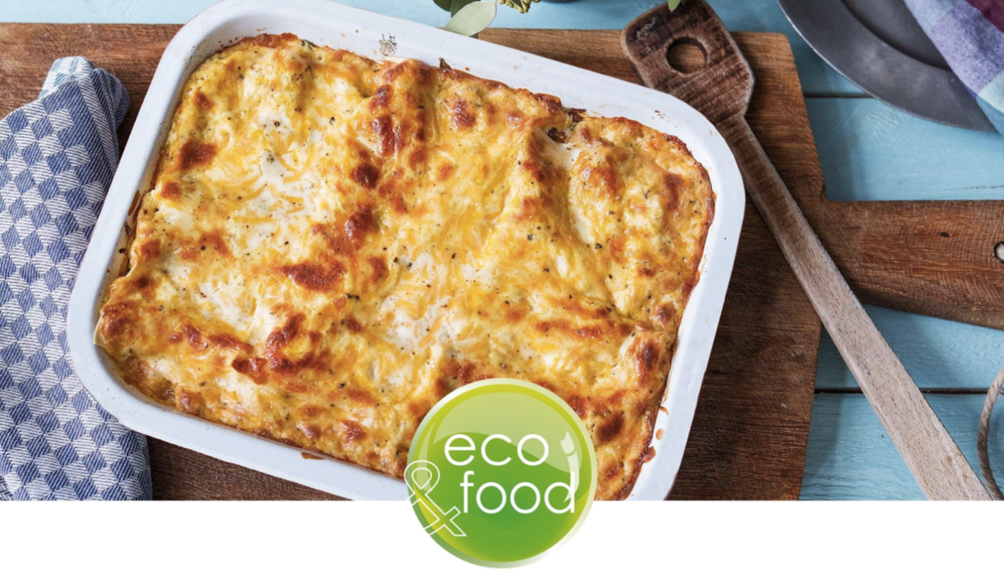 Eco-friendly food packaging for Frozen ready meals
