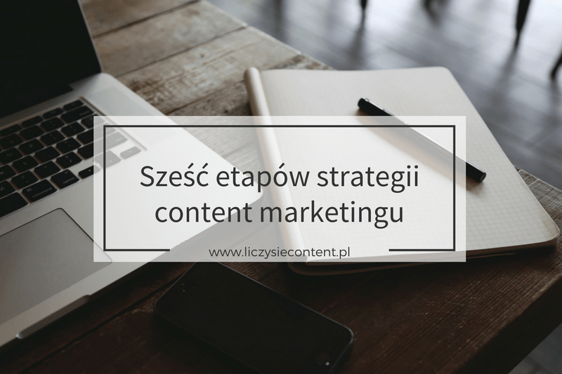 strategia content marketingu