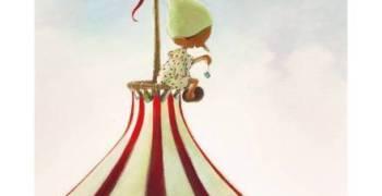 Poster Pinocchio tendone circo