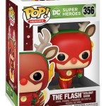 DC Holiday Rudolph Flash #356