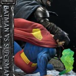Ultimate Diorama Masterline Batman The Dark Knight Returns Comics Batman versus Superman DX Bonus Version 24