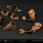 4580708035901 Fist Of The North Star Raoh Ultimate Statue 3
