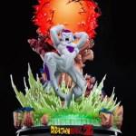 Dragon Ball Z Frieza (Freezer) 4th Form Hqs+ Statue 13