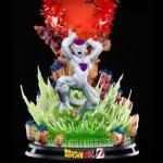 Dragon Ball Z Frieza (Freezer) 4th Form Hqs+ Statue 2