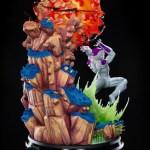 Dragon Ball Z Frieza (Freezer) 4th Form Hqs+ Statue 9