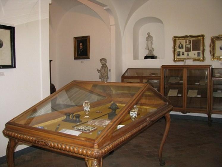 Museo Belliniano; interno