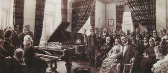 Franz Liszt: l'Ungherese virtuoso del pianoforte.