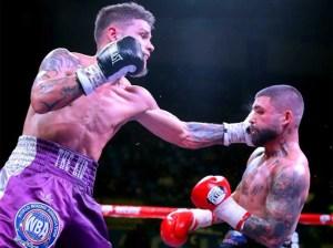 Left hook | Alvarado's 3 falls gave Gutiérrez the belt