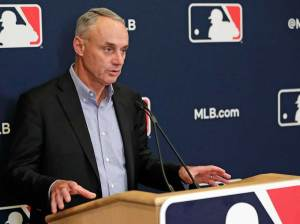 On the ball | Manfred ignores the Rules of Baseball