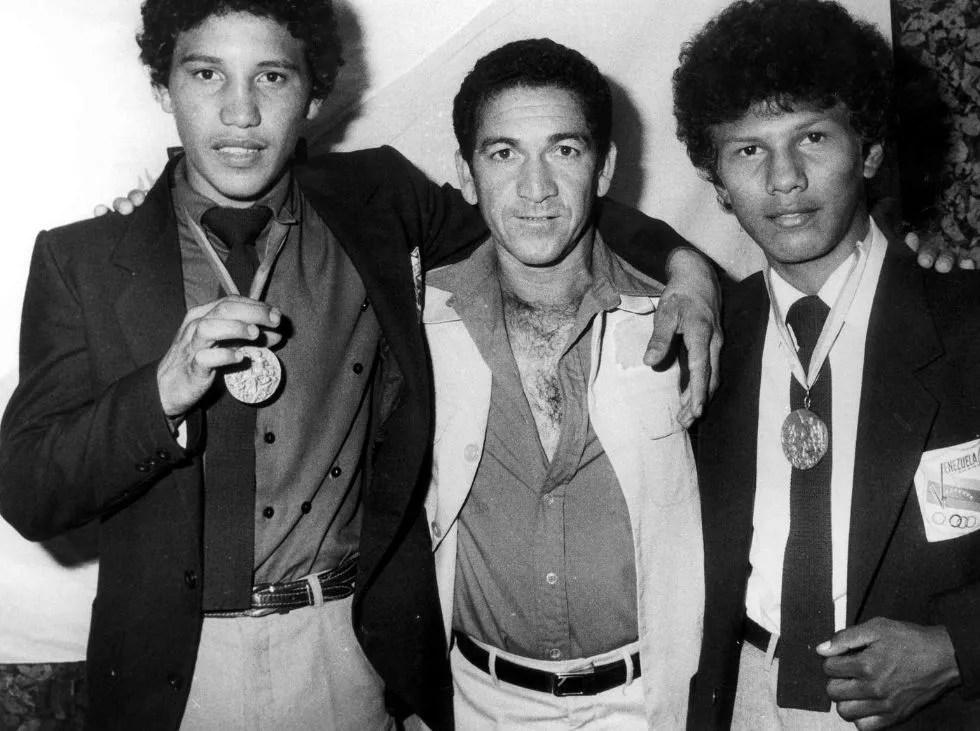 36 años del bronce de Marcelino Bolívar y Omar Catarí   Líder en deportes