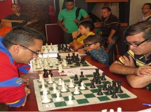 Sowing chess | Abatantuono leads venezuelan team