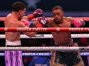 Left hook | Spence sights on two giants