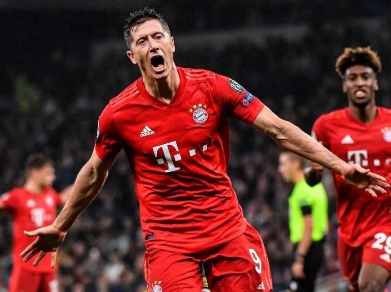 Lewandowski persigue el récord de Gerd Müller