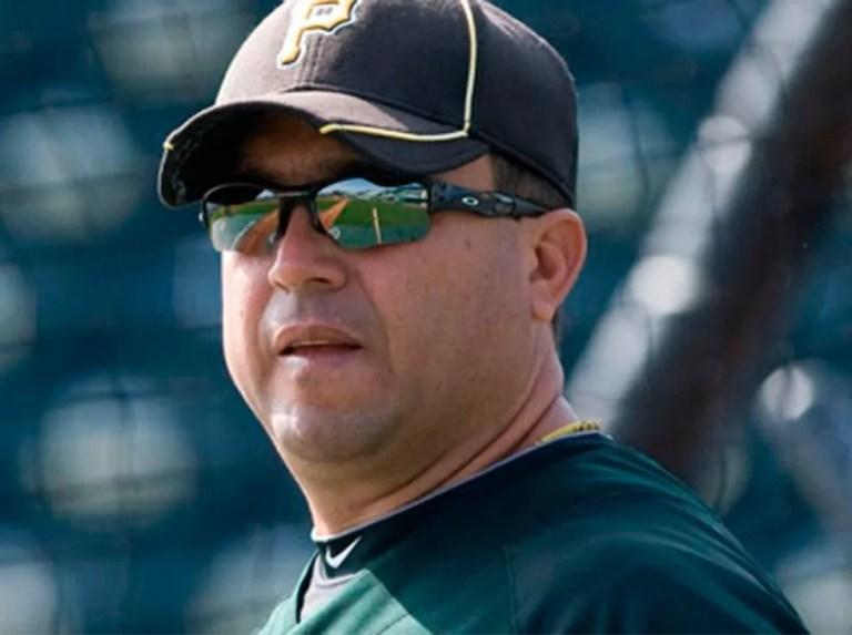 Luis Dorante is the new manager of Bravos de Margarita