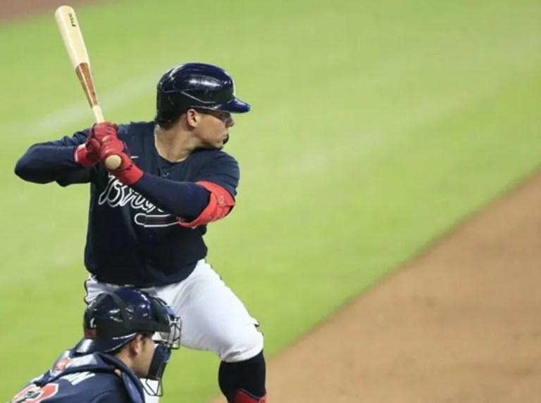 William Contreras homered in Braves win