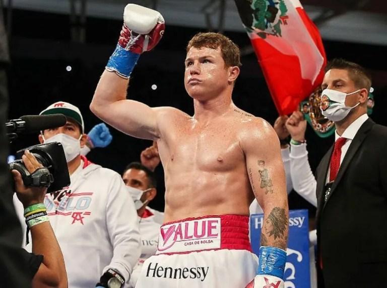 """Canelo"" dice que pelea con Saunders será difícil"