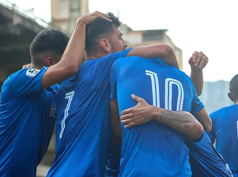 Atlético Venezuela dominated Metropolitanos in the Brígido