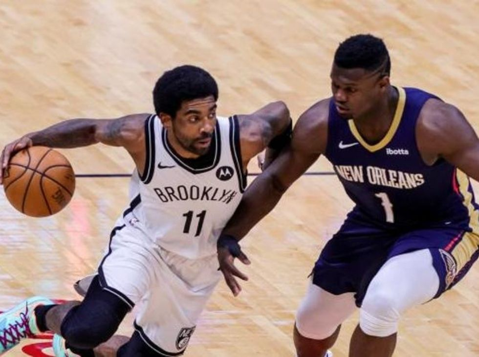 Irving led the Nets against Pelicans