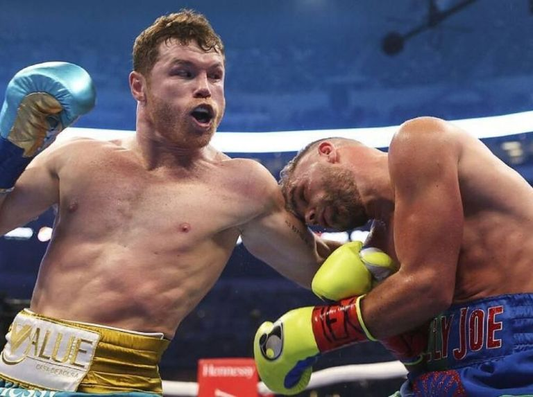'Canelo' Álvarez knocked out Saunders and is total monarch